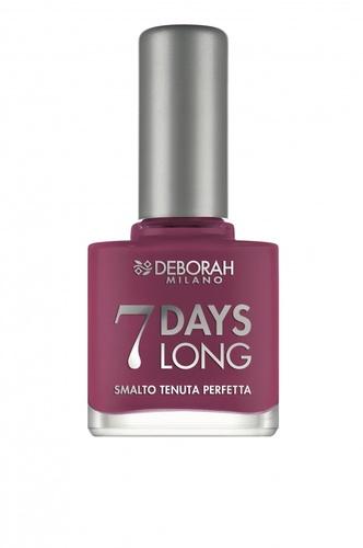 "Lac de unghii Deborah ""7 Days Long"" 868 Magenta pink, 11 ml"