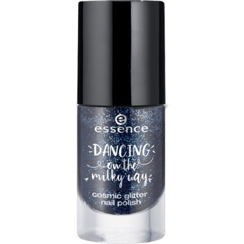 Poze Lac de unghii Essence dancing on the milky way cosmic glitter nail polish 01