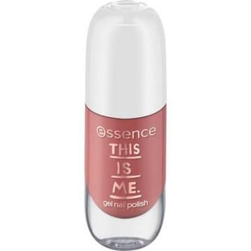 Lac de unghii essence this is me. gel nail polish 03