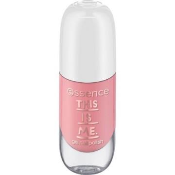 Lac de unghii essence this is me. gel nail polish 10