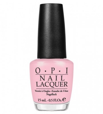 Poze Lac de unghii OPI NAIL LACQUER - I Think In Pink