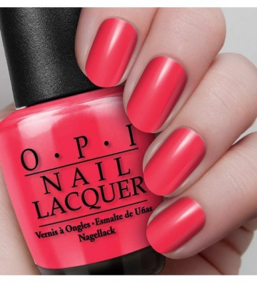Poze Lac de unghii OPI NAIL LACQUER - OPI Red
