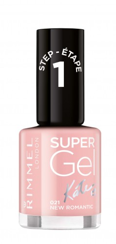 Poze Lac de unghii Rimmel Super Gel , 021 New Romantic