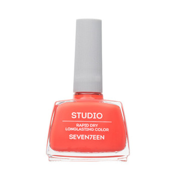 Lac de unghii Seventeen STUDIO RAPID DRY LASTING COLOR No 21