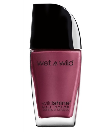 Poze Lac de unghii Wet n Wild Wild Shine Nail Color Grape Minds Think Alike, 12.3 ml