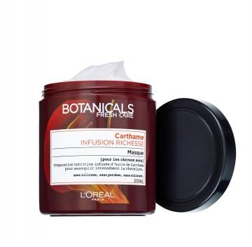Poze Masca nutritie intensa Botanicals Fresh Care cu ulei de sofranel pentru par uscat 200 ml