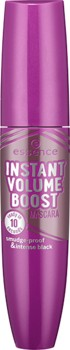 Mascara Essence instant volume boost mascara smudge-proof and intense black
