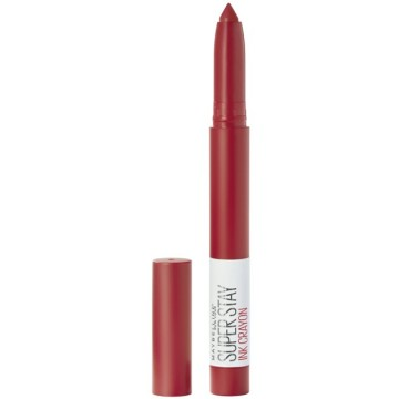 Maybelline New York Ruj de tip creion SuperStay Matte Ink Crayon, 45 HUSTLE IN HEELS, 13g