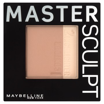 Poze Paleta contouring Maybelline New York Face Studio Master Sculpt 01 Light 9 gr