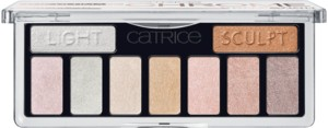 Paleta farduri de ochi Catrice The Ultimate Chrome Collection Eyeshadow Palette 010