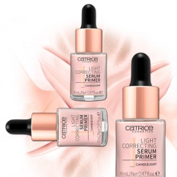 Poze Primer Catrice Light Correcting Serum 010