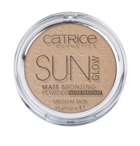 Poze Pudra bronzanta Catrice Sun Glow Matt Bronzing Powder 030