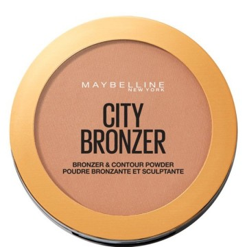 Poze Pudra bronzanta Maybelline New York City Bronzer Fard bronzant/Pudra Contur -6.8g, 300 Deep Cool