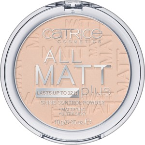 Poze Pudra Catrice All Matt Plus Shine Control Powder 010