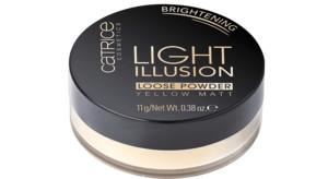 Pudra iluminatoare Catrice Light Illusion Loose Powder