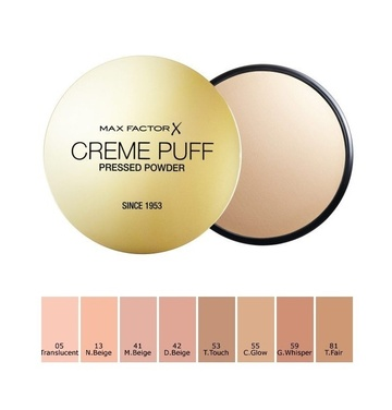 Poze Pudra Max Factor Creme Puff  81 Truly Fair