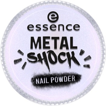 Poze Pudra pentru unghii Essence metal shock nail powder 05 Under the sea