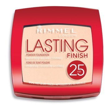 Poze Pudra Rimmel Lasting Finish 25h, 001 Light Porcelain