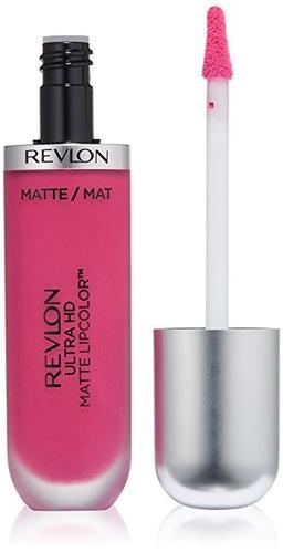 Revlon Ultra HD Matte Lip Color 650 Spark