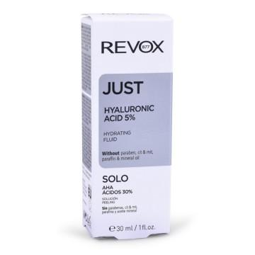 Revox Just hyaluronic acid 5% hydrating fluid 30ml