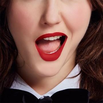 Ruj Bourjois Edition Velvet The Lipstick 08 Rubi's Cute