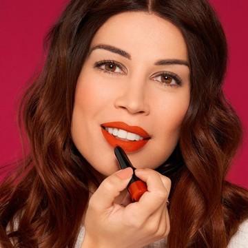 Ruj Bourjois Edition Velvet The Lipstick 21 Grande Roux