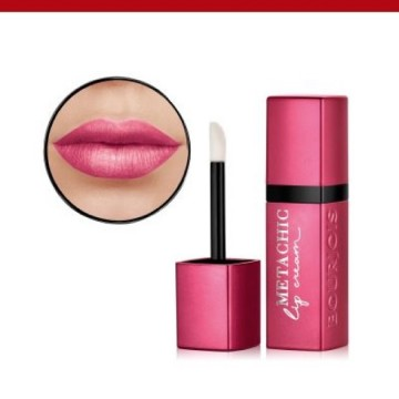 Ruj Bourjois LIPSTICK METACHIC LIP CREAM 04