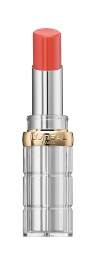 Poze Ruj cu finish stralucitor L'Oreal Paris Color Riche Shine 109 Pursue Pretty - 3.5g