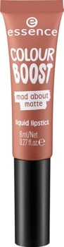 Poze Ruj lichid mat Essence colour boost mad about matte liquid lipstick 01
