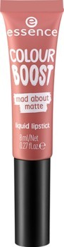 Poze Ruj lichid mat Essence colour boost mad about matte liquid lipstick 03
