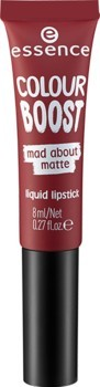 Poze Ruj lichid mat Essence colour boost mad about matte liquid lipstick 09