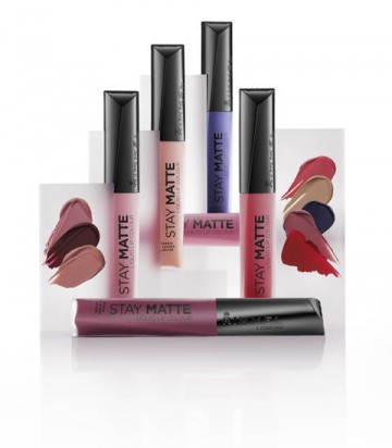 Poze Ruj lichid mat Rimmel Stay Matte 810 Plum in the show