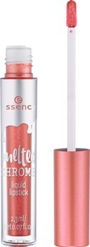 Poze Ruj metalic mat Essence melted chrome liquid lipstick 03