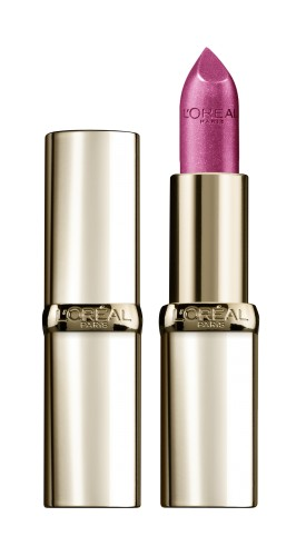 Poze Ruj satinat L'Oreal Paris Color Riche 431 Fuchsia Declaration - 4.8g