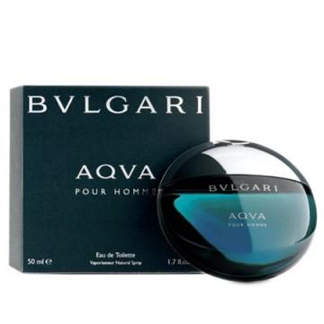 Poze Apa de Toaleta BVLGARI Aqva pour Homme Spray, 50ml
