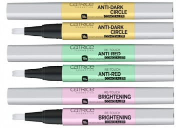 Poze Corector Catrice Re-Touch Brightening Concealer 010