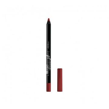 Creion de buze Deborah 2in1 Gel Contour&Color LipLiner Waterproof 07 True Red