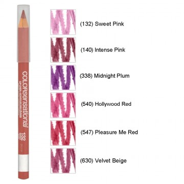 Poze Creion de buze Maybelline Color Sensational 540 Hollywood
