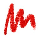 Creion de buze Seventeen Super Smooth WTP Lip Liner  No 27 - Red