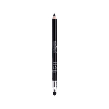 Creion de ochi RADIANT SOFT LINE WTP EYE PENCIL No 01 - PURE BLACK