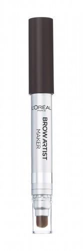 Poze Creion L'Oreal Paris Brow Artist Maker pentru sprancene 04 Dark Brunette 12 gr