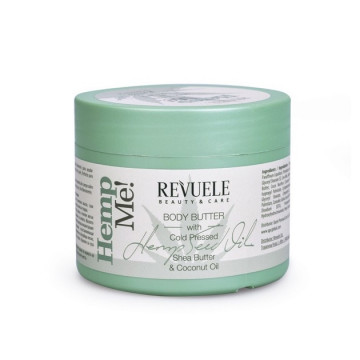 Poze Crema de corp Revuele Hemp Me body butter 300ml