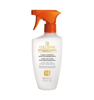 Poze Crema dupa soare Collistar After Sun Fluid Soothing Refreshing 400ml