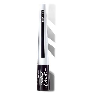 Poze Eyeliner Maybelline Master Ink Matte 10 Charcoal Black 3 gr
