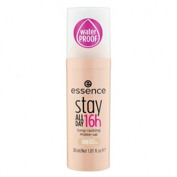 Fond de ten Essence STAY ALL DAY 16H LONG-LASTING 08 soft vanilla