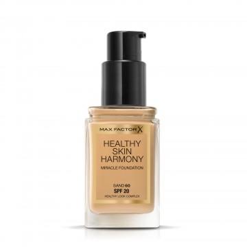 Poze Fond de ten Max Factor Healthy Skin Harmony MIR 60Sand