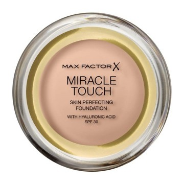 Poze Fond de ten Max Factor Miracle Touch Foundation 40 Creamy Ivory