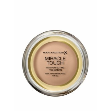 Poze Fond de ten Max Factor Miracle Touch Foundation 48 Golden Beige