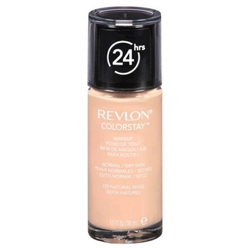 Poze Fond de ten Revlon ColorStay Makeup Normal/Dry Skin Natural Beige 220