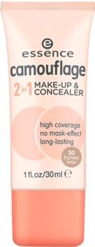 Poze Fond de ten si corector Essence camouflage 2in1 make-up & concealer 30 30ml